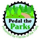 Pedal the Parks Logo