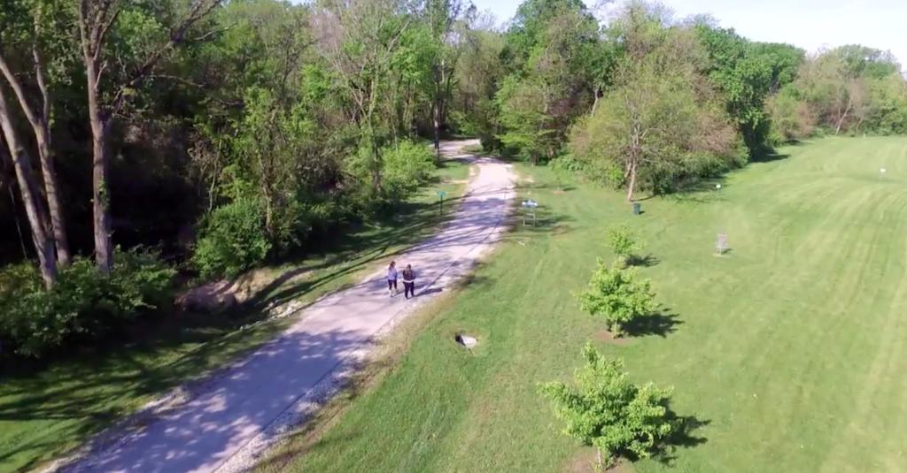 Aerial Trail